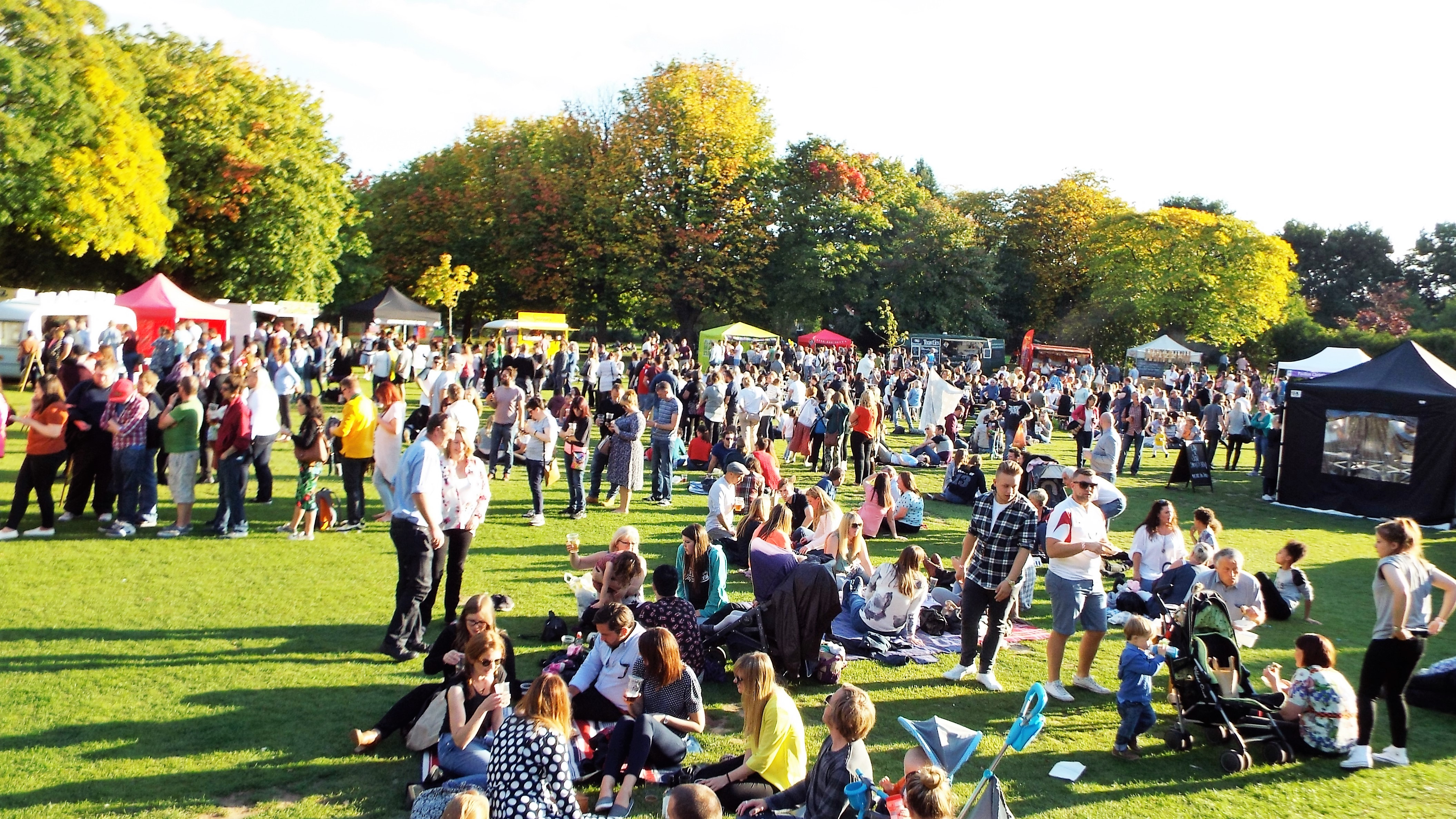 Provisions by the Pavilion – Bournville Ale & Streetfood Festival