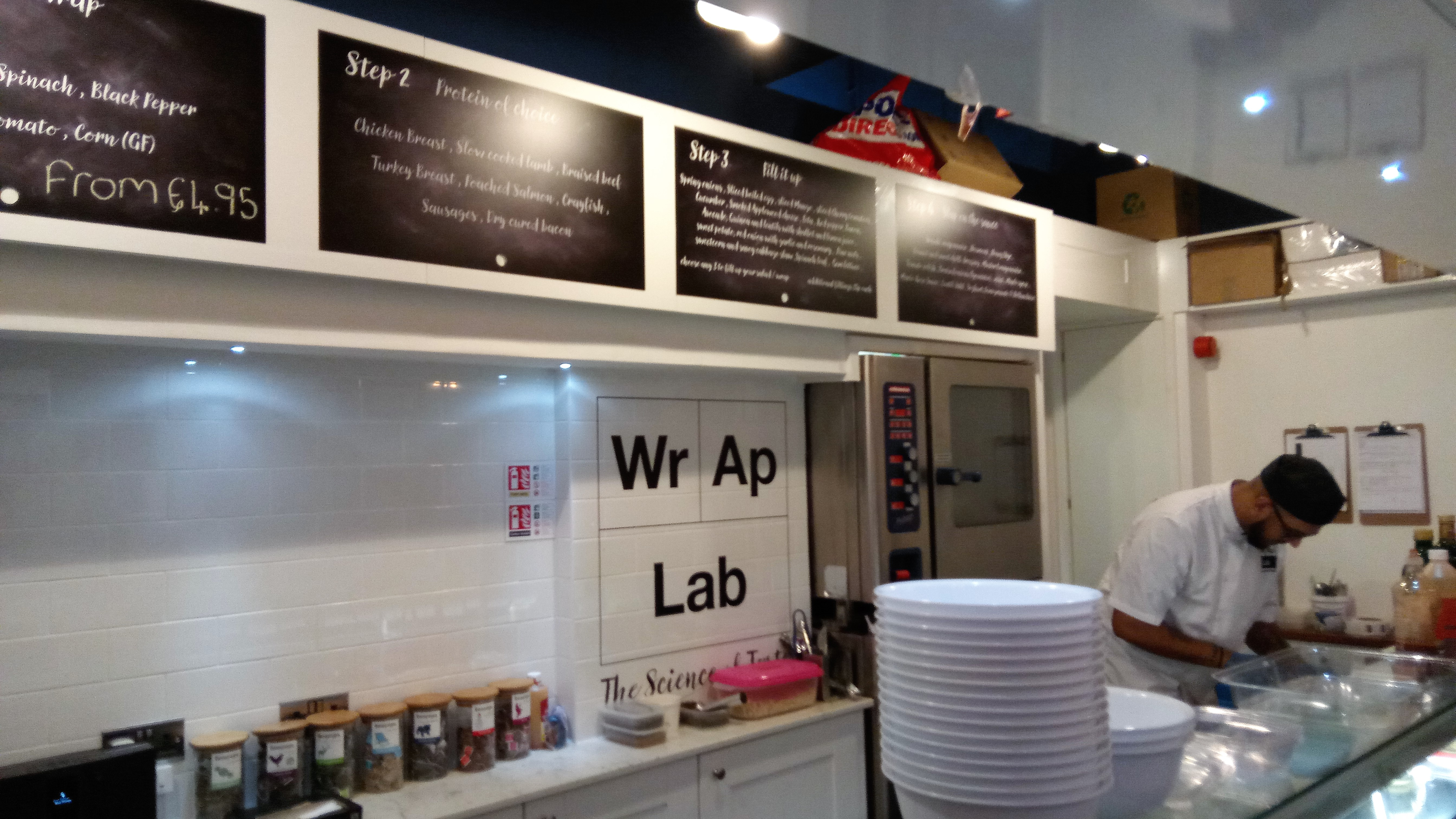Wrapped Up – WrapLab in Great Western Arcade
