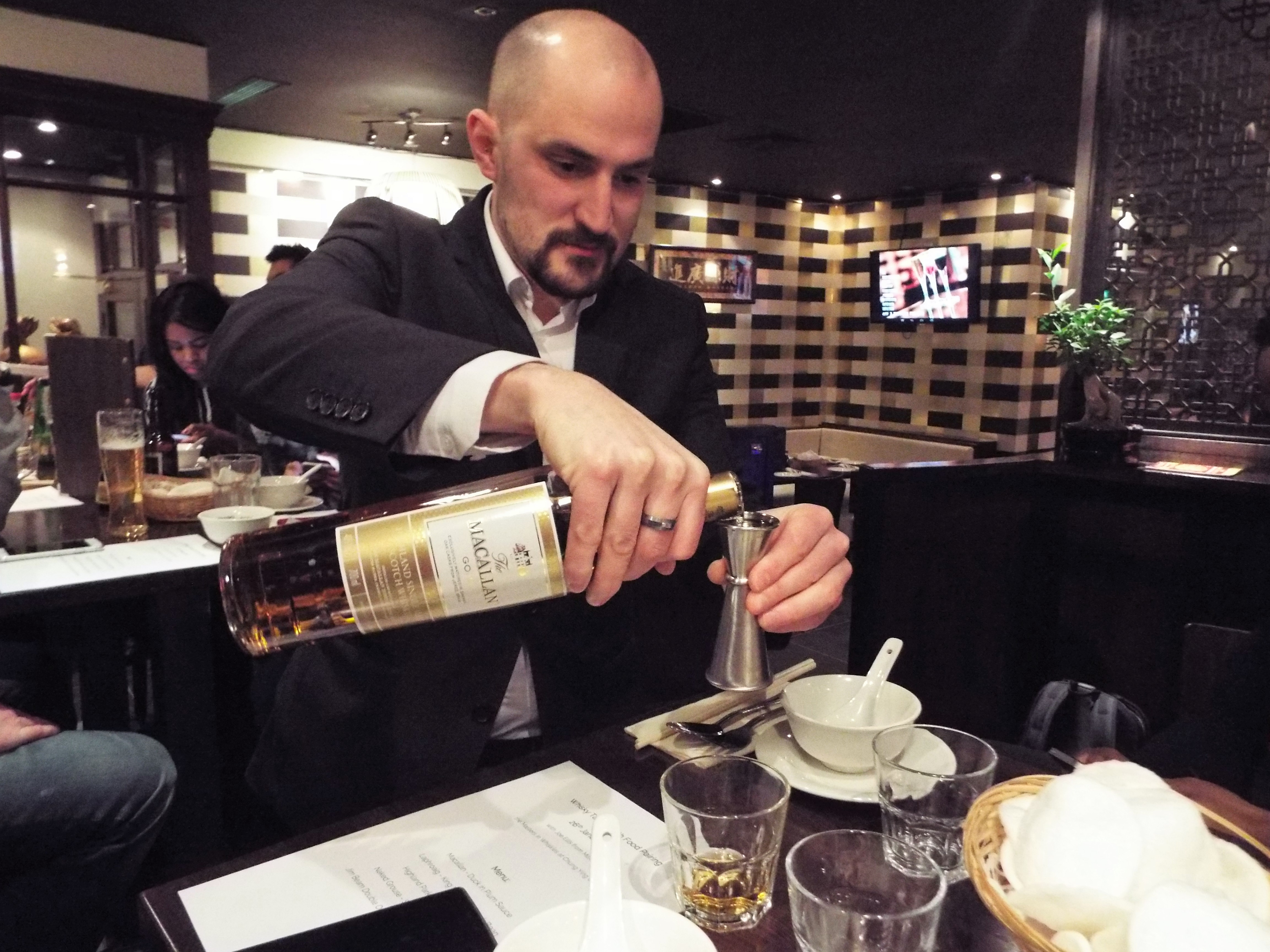 Whisky meets Wok – Tasting Evening at Chung Ying Central