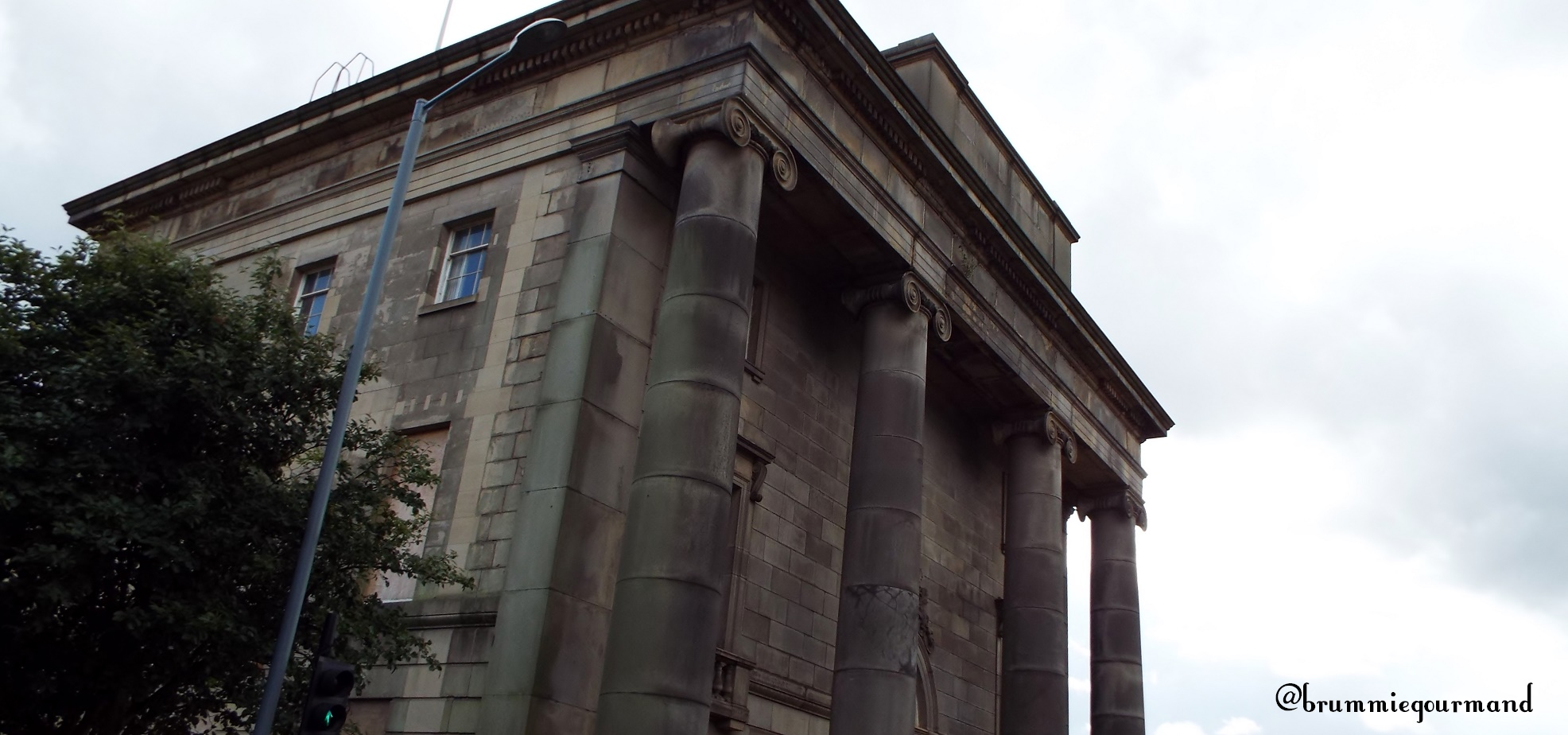 Brum Bites – Hidden Spaces at Curzon Street Station