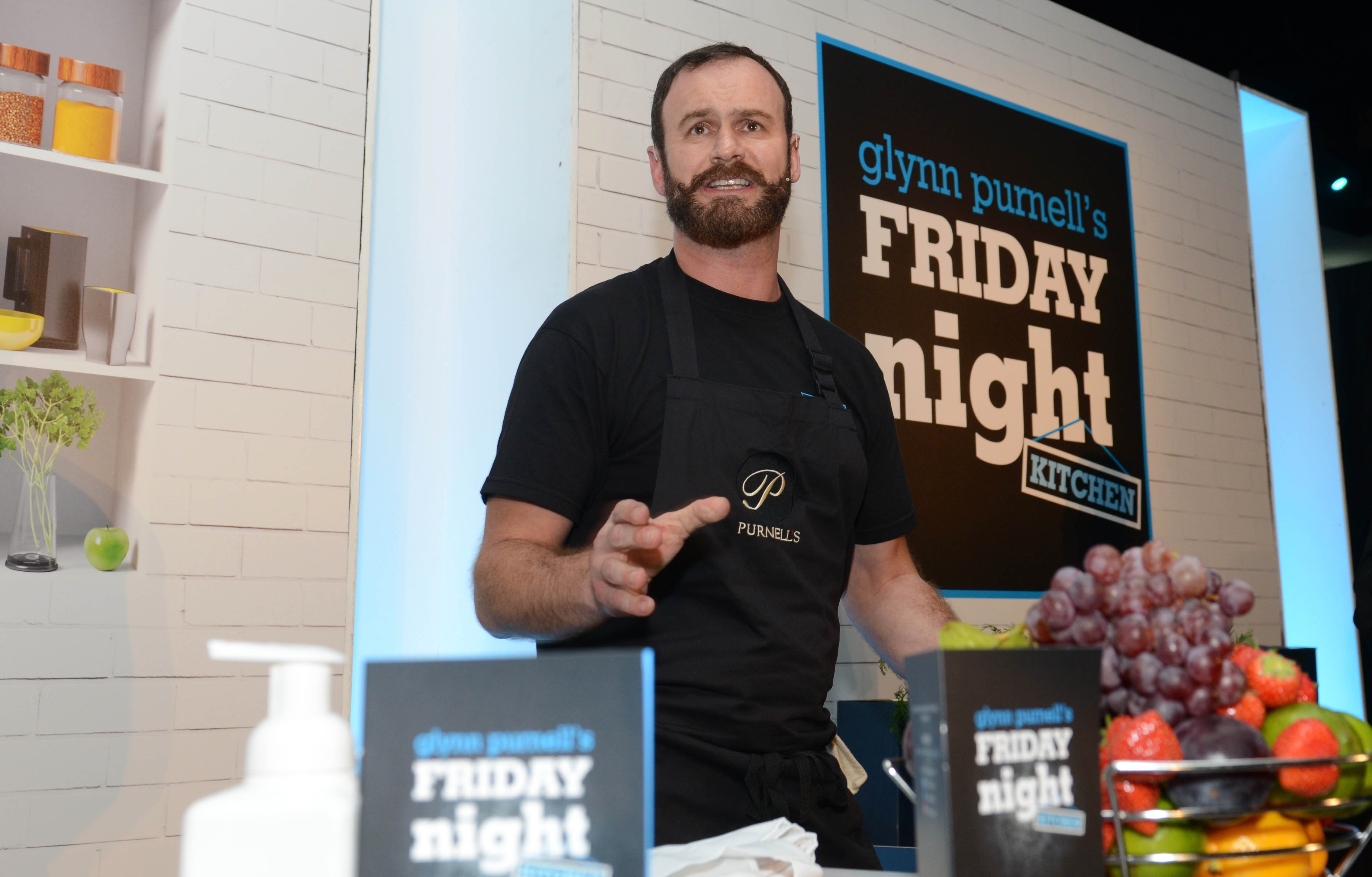 Get feeling foodie on a Friday! #FridayNightFoodie is back!