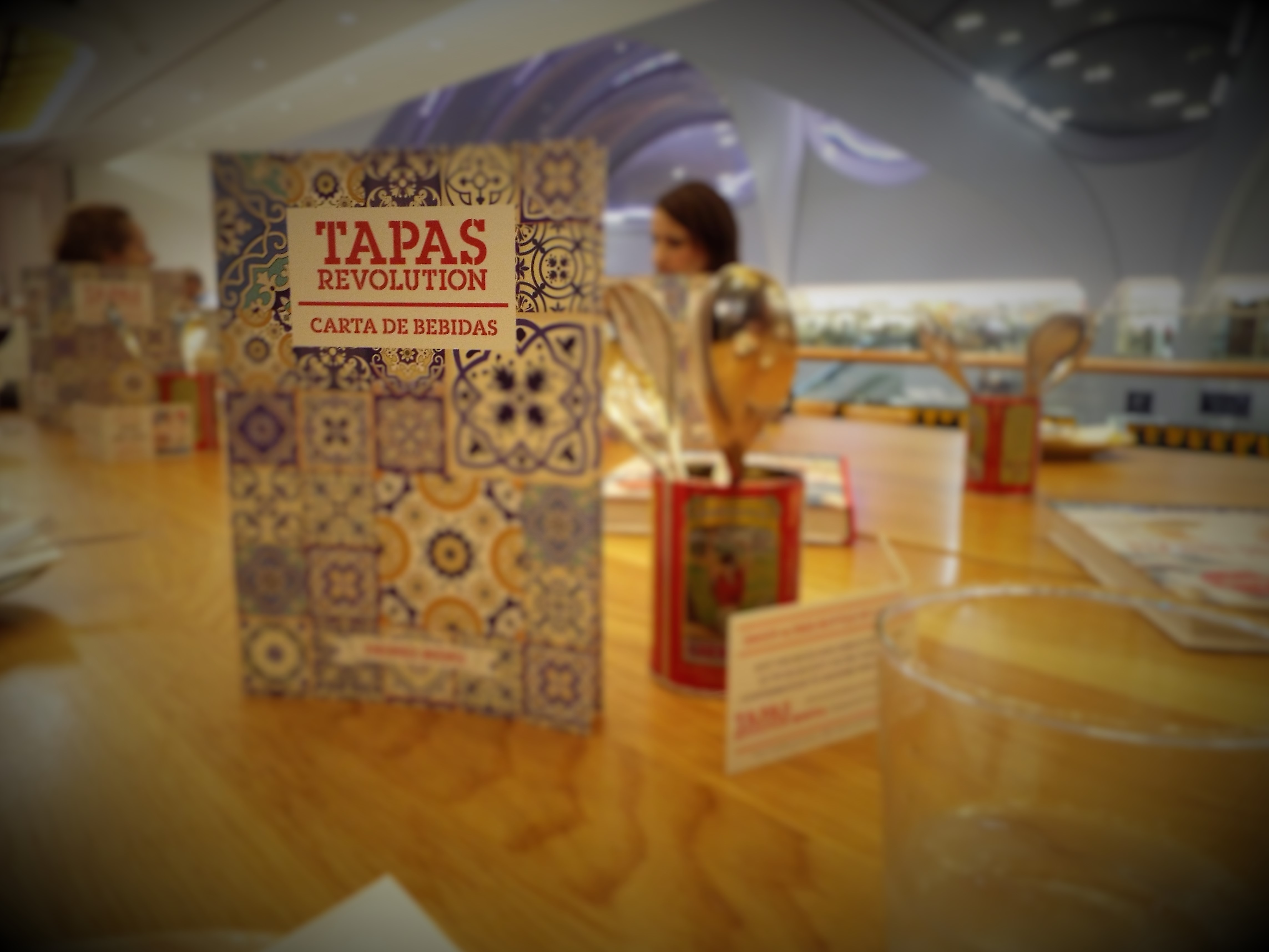 New Book Launch at Tapas Revolution