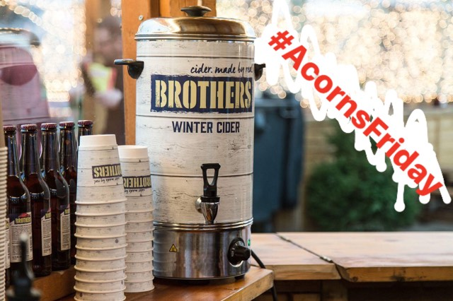 News: Bitters n' Twisted Venues Support Acorns Hospice with #AcornsFriday