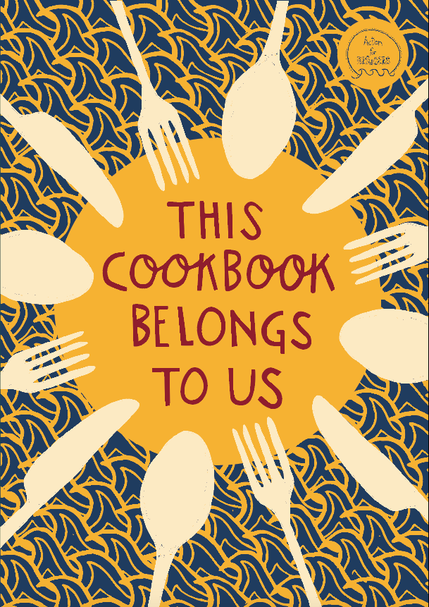 News – New cook book is launching to support refugees around the world